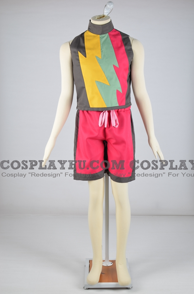 Rainbow Cosplay Costume (Swimsuit) from My Little Pony