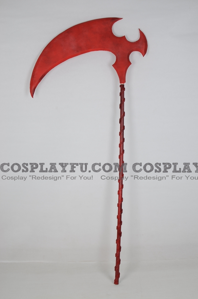 Alice Cosplay Costume Scythe from Pandora Hearts (1622)