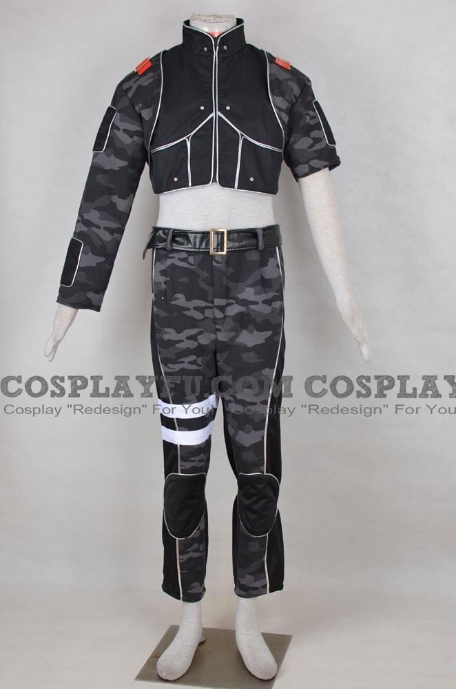 Sai Cosplay Costume from Naruto