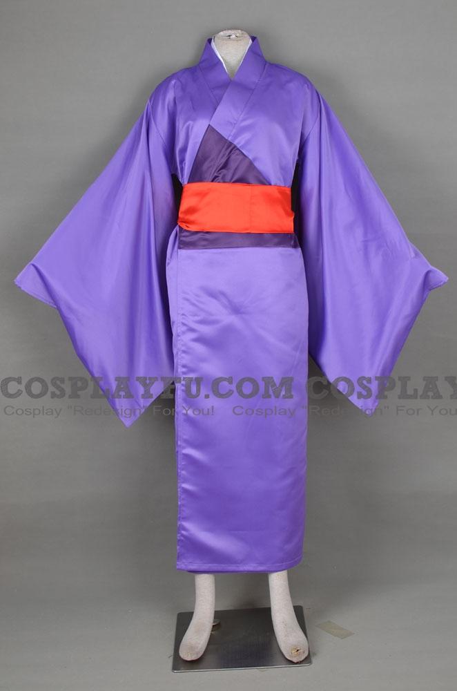 Oboro Cosplay Costume from Basilisk: Kouga Ninpou Chou