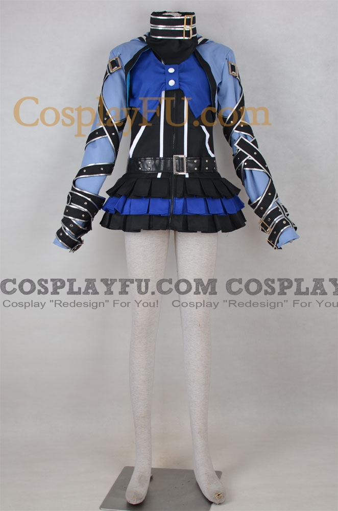 Effole Cosplay Costume (One Piece) from Fairy Fencer F