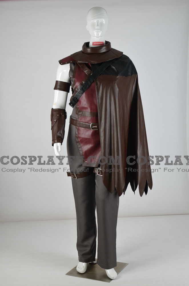 Mortal Kombat Erron Black Costume