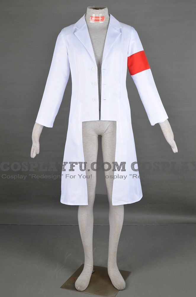 Kageyuki Shiraishi Cosplay Costume Coat Only from Collar x Malice