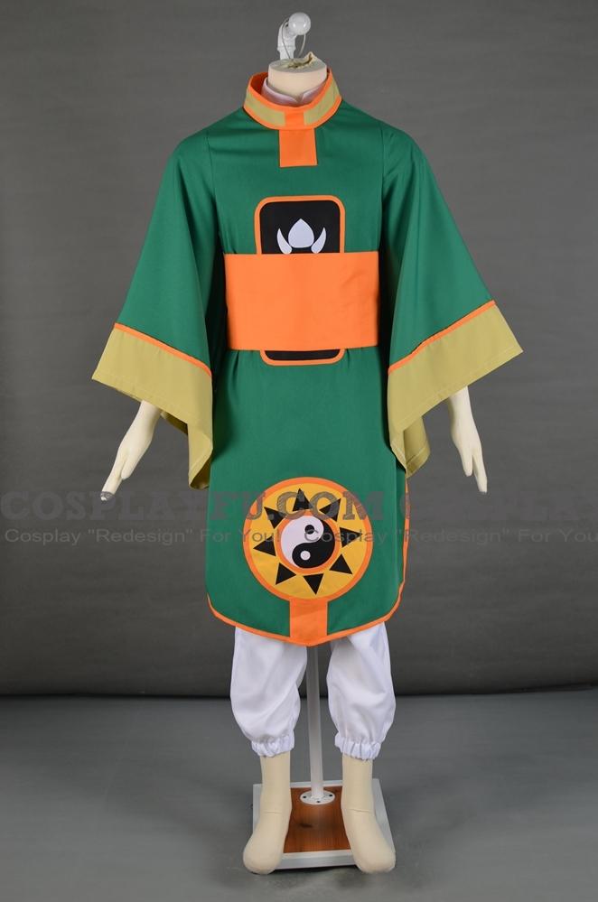 Syaoran Cosplay Costume from Cardcaptor Sakura