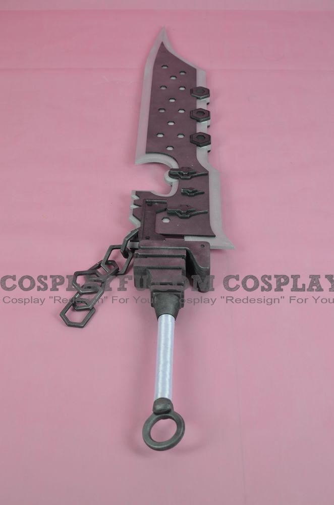 NieR: Automata Cosplay Sword Cosplay (3287)