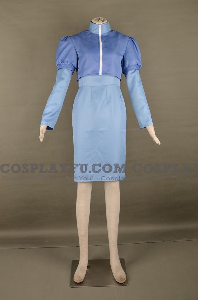 Sonic X Maria Robotnik Costume