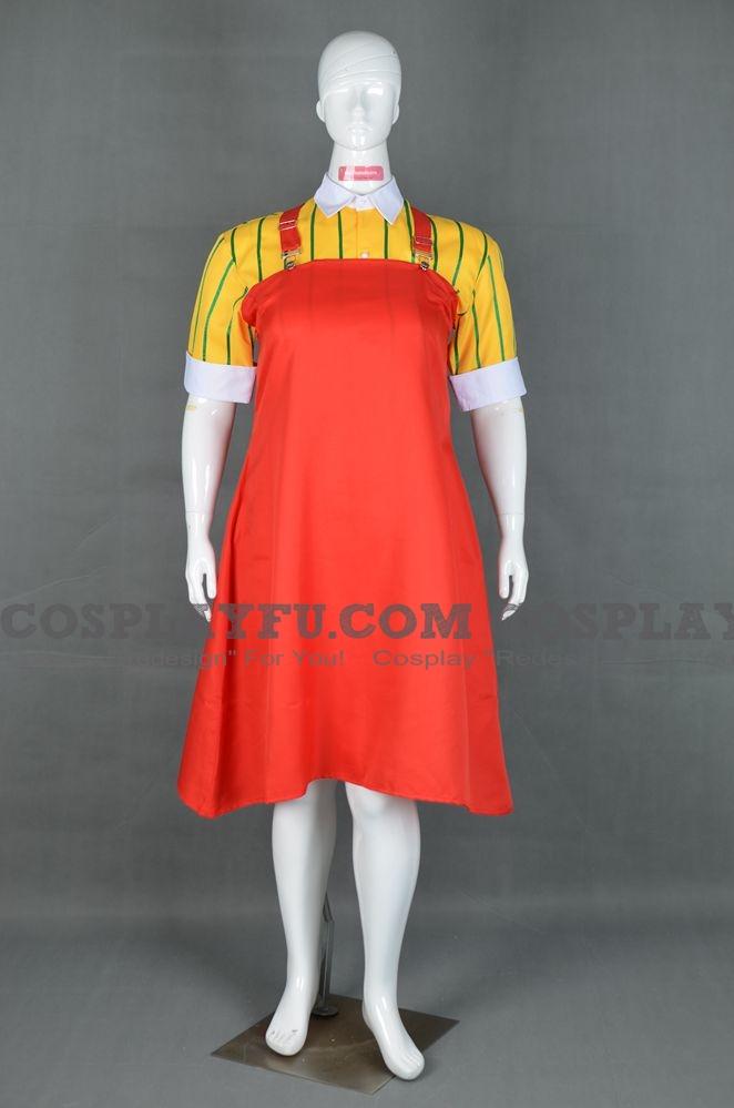 Momiji Cosplay Costume from Binbo-gami ga