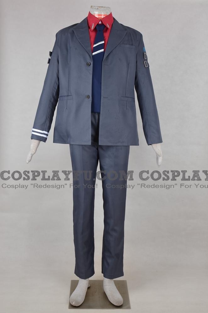 Gunzou Cosplay Costume from Arpeggio of Blue Steel