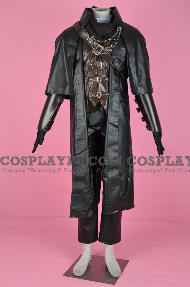 The Hunter Cosplay Costume from Bloodborne (6764)