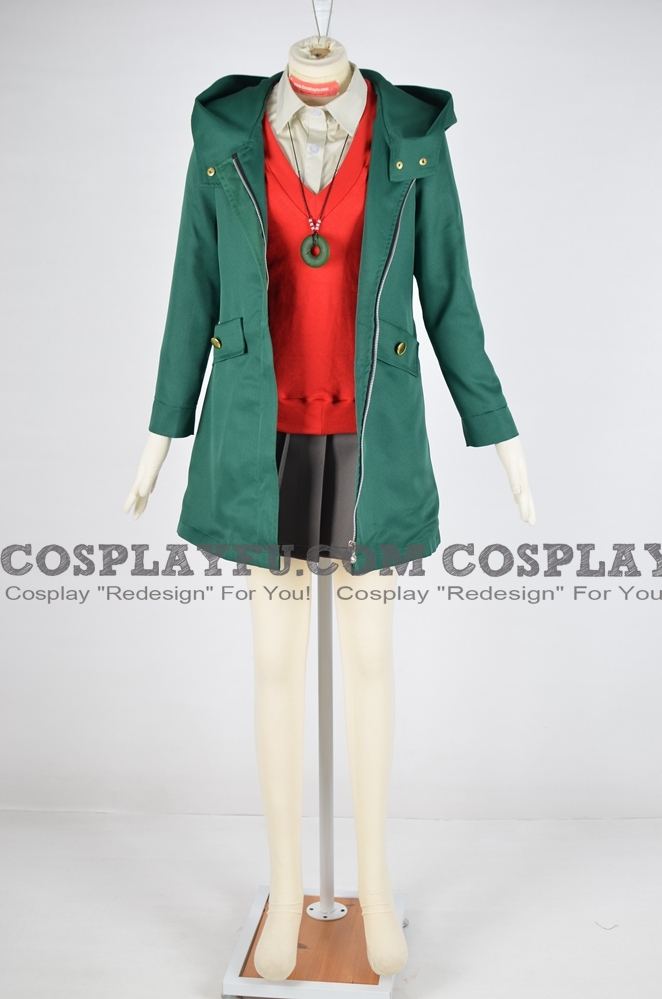 Chise Hatori Cosplay Costume from The Ancient Magus' Bride (6819)