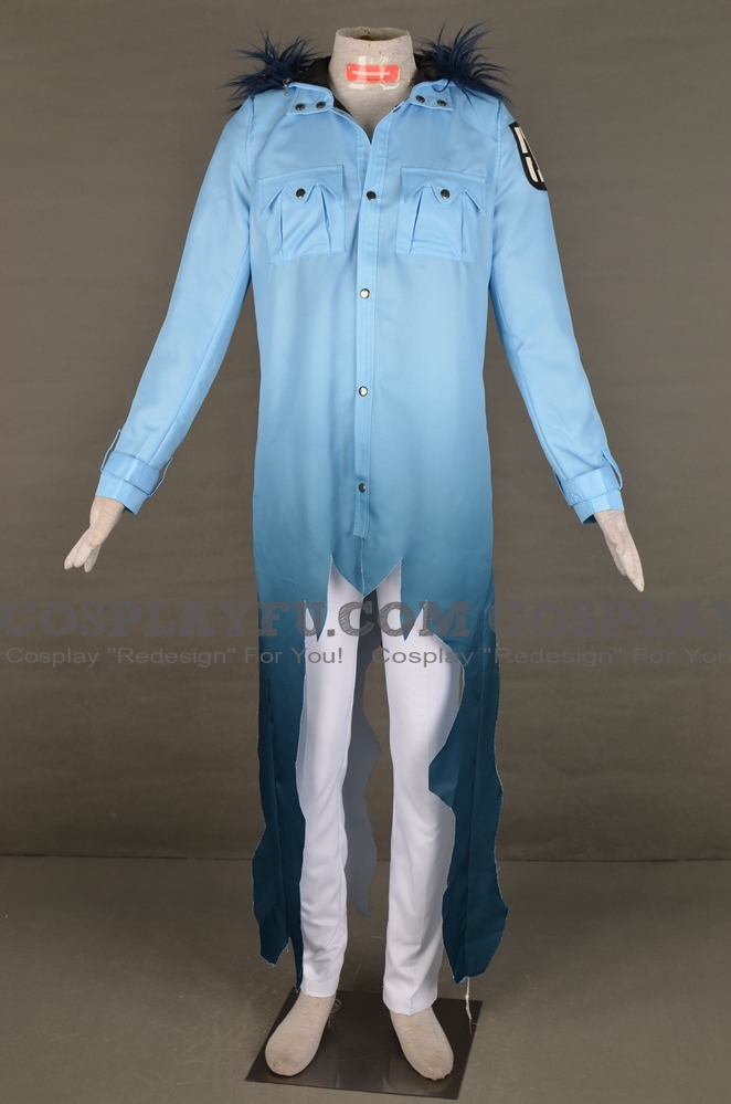 Kuro Cosplay Costume from SerVamp (6220)