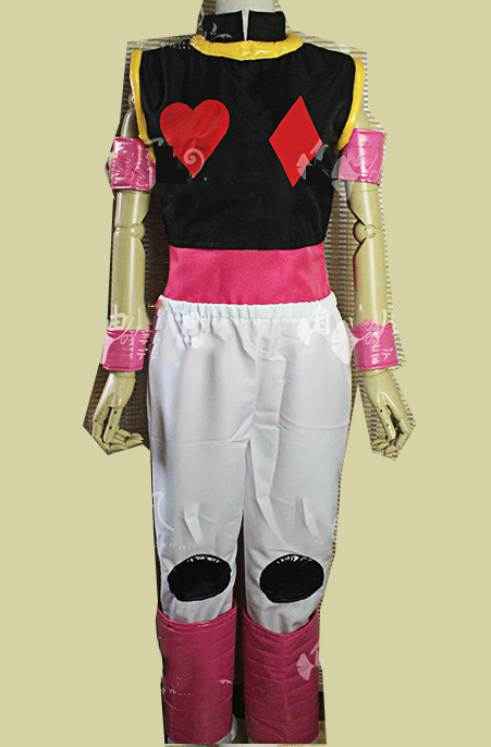Hunter × Hunter Hisoka Costume (5787)