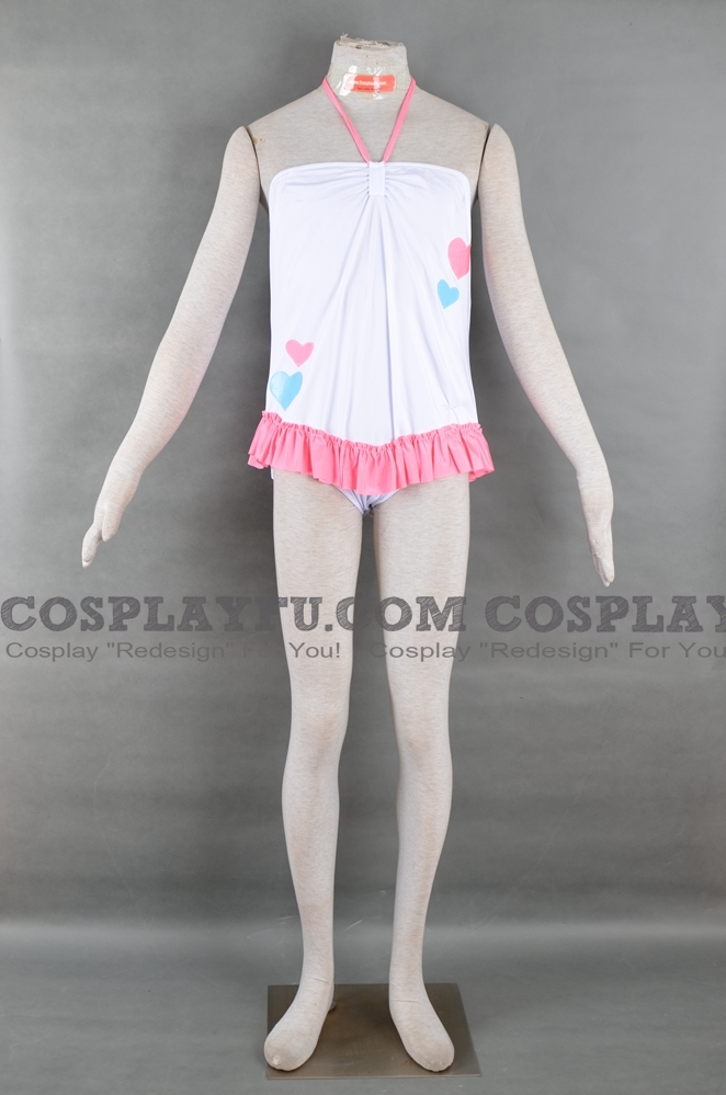 Yuragi Cosplay Costume (Swimsuit) from Noucome