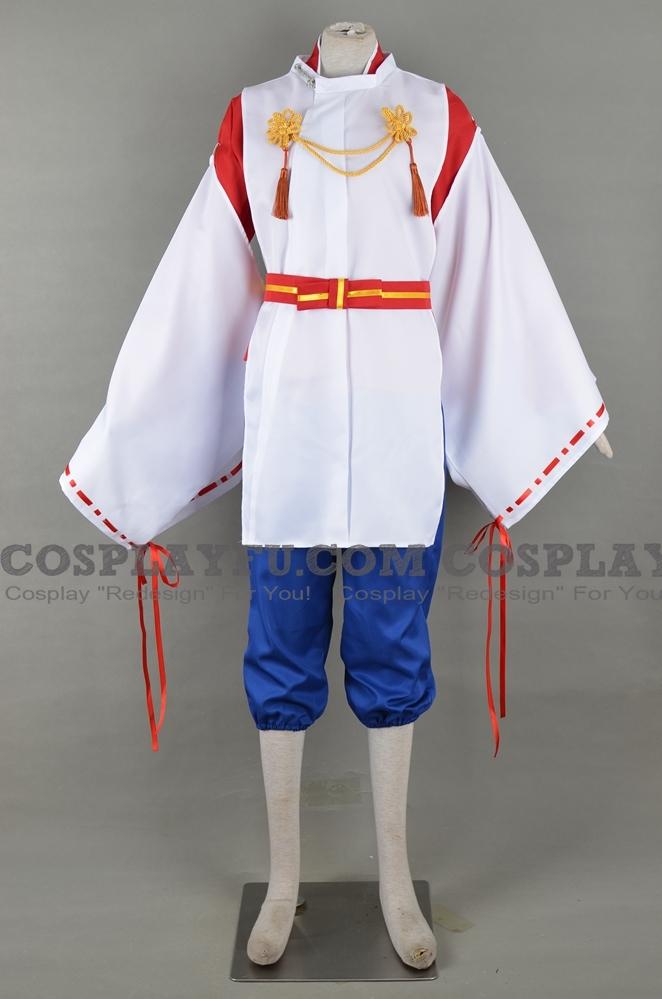 Syo Cosplay Costume (Shikigami) from Uta no Prince-sama Shining Live