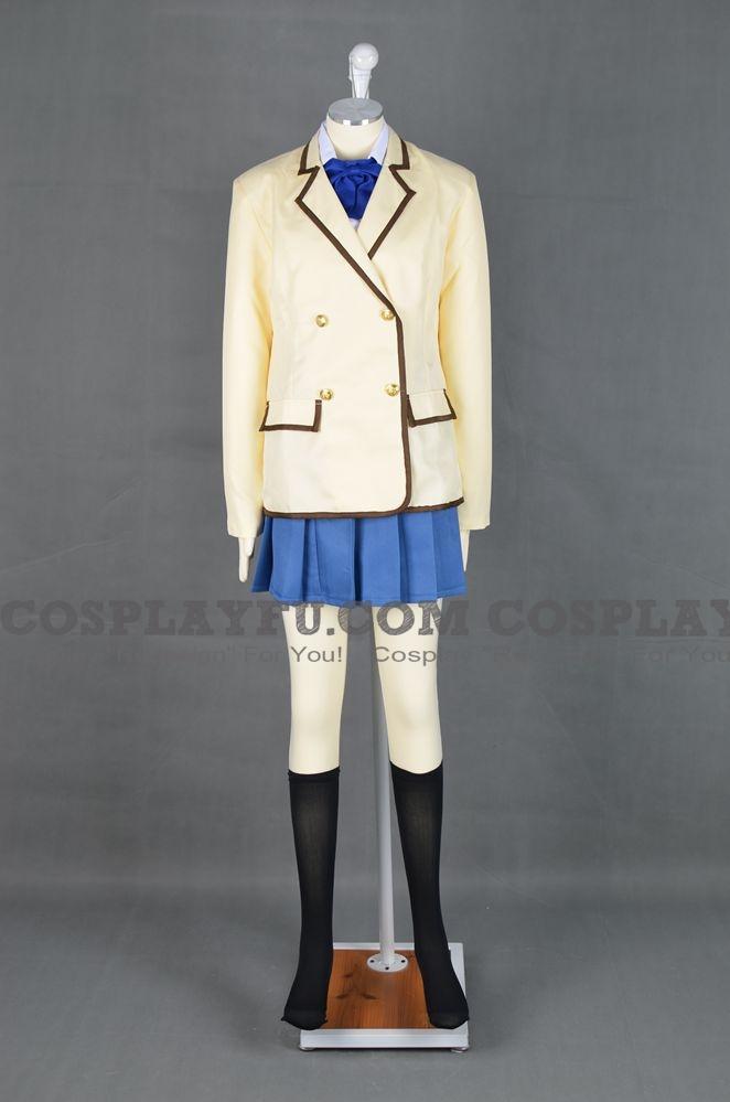 Kimi no Suizou wo Tabetai Sakura Yamauchi Kostüme (5883)