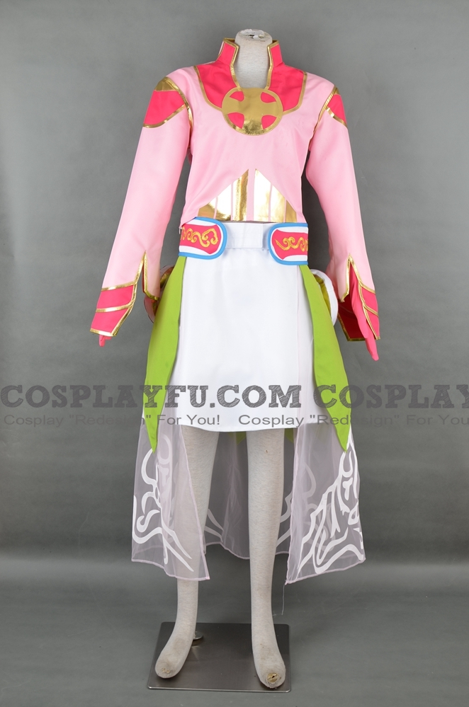 Rush On Seven Episodes Online Muses Costume (Dimple Vest)