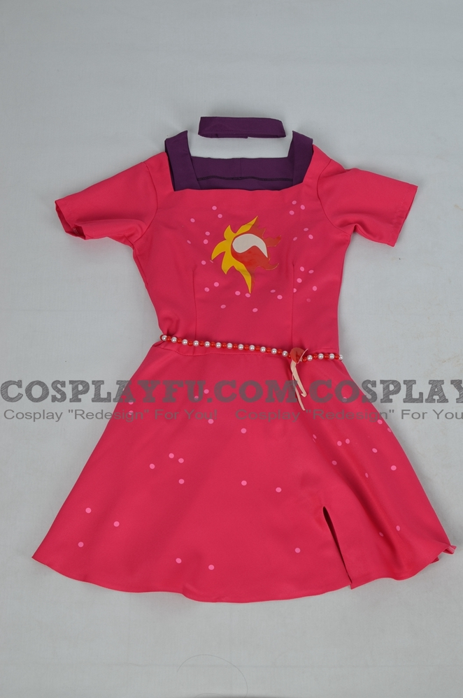 Sunset Shimmer Cosplay Costume from My Little Pony