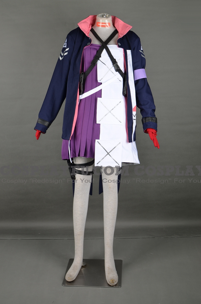 ST AR15 Cosplay Costume from Girls' Frontline (6924)