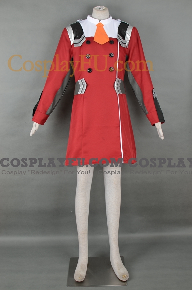 Code:002 Cosplay Costume from Darling in the Franxx (5297)