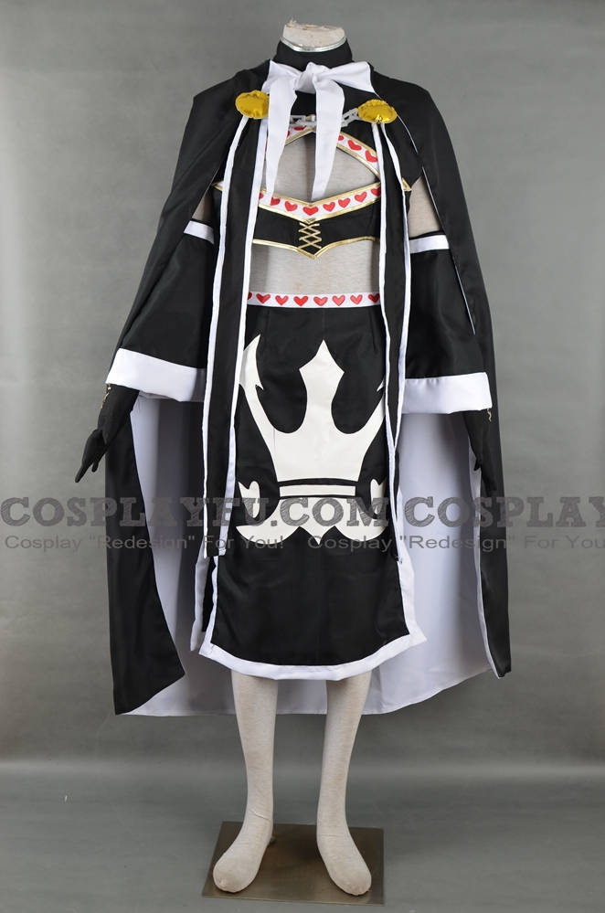 Irene Cosplay Costume from Fairy Tail