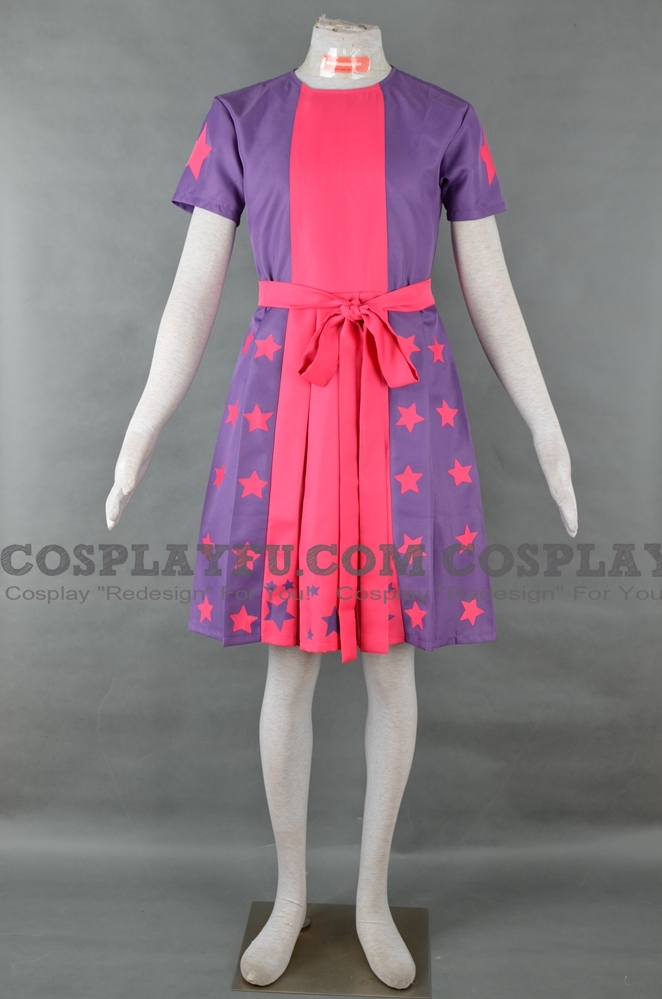 Twilight Sparkle Cosplay Costume (3rd) from My Little Pony