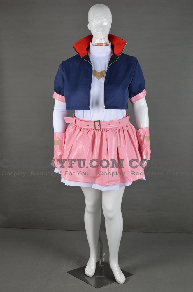 Nora Valkyrie Cosplay Costume from RWBY
