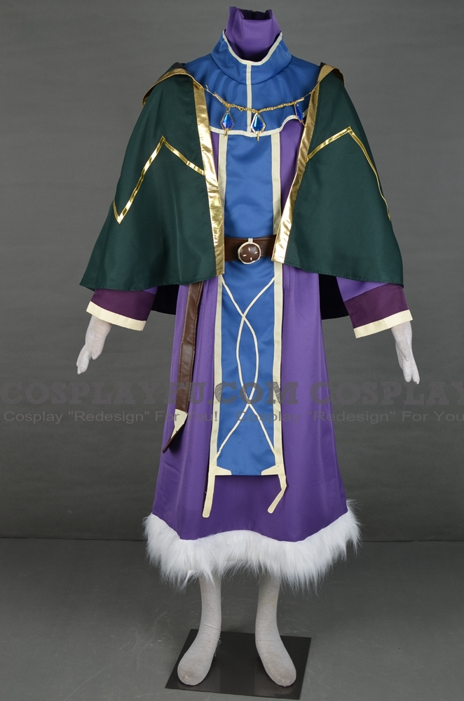 Meteora Osterreich Cosplay Costume from Re:Creators