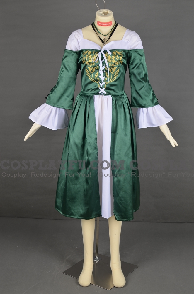 Annette Cosplay Costume from Castlevania: Dracula X Chronicles