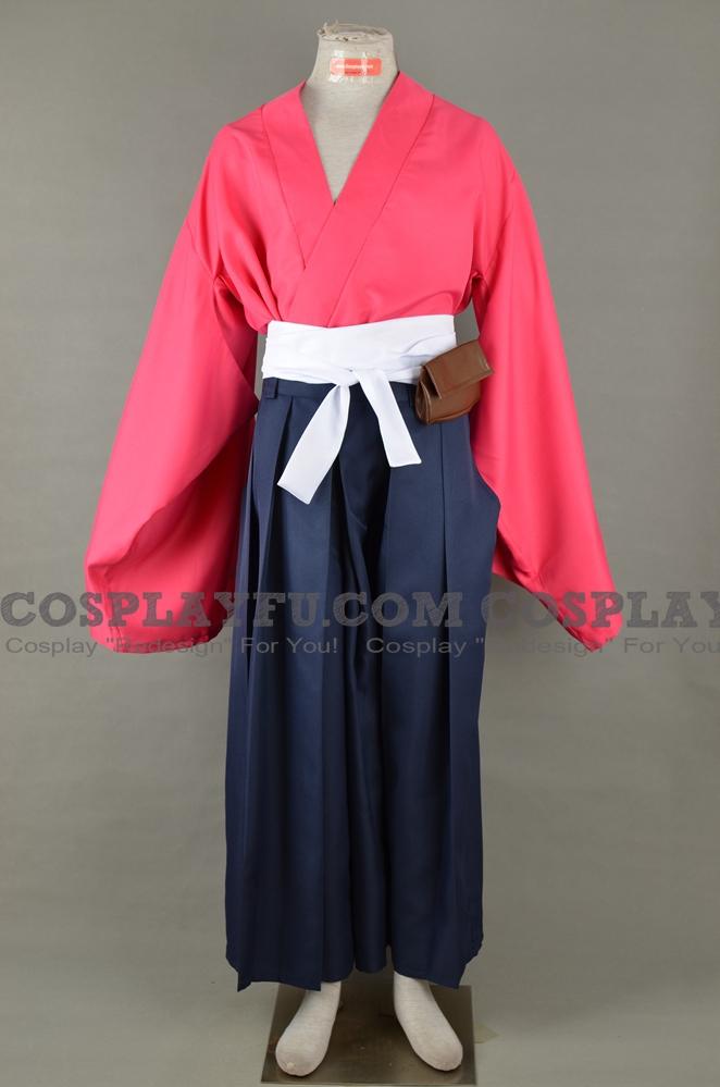 Genjuro Cosplay Costume from Samurai Spirits 2: Asura Zanmaden