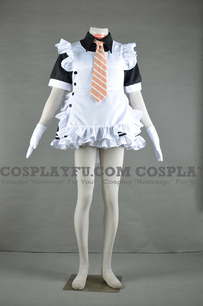 Niko Cosplay Costume (Cafe Maid, Not Idolized) from Love Live!
