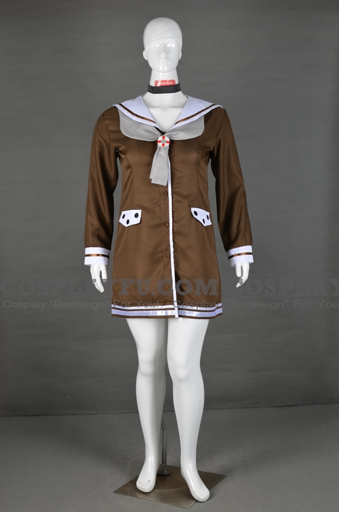 Amatsukaze Cosplay Costume from Kantai Collection