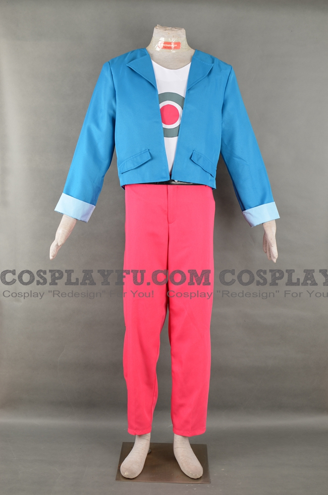 Sam Cosplay Costume from The Loud House
