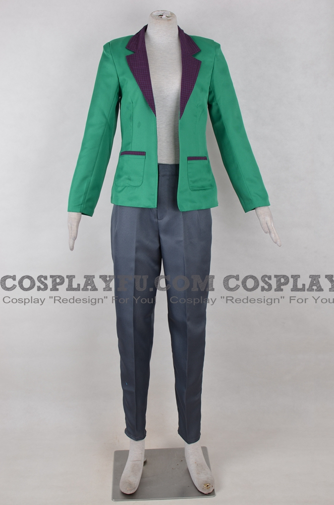 Taiyou Coat and Pants from Happy Sugar Life