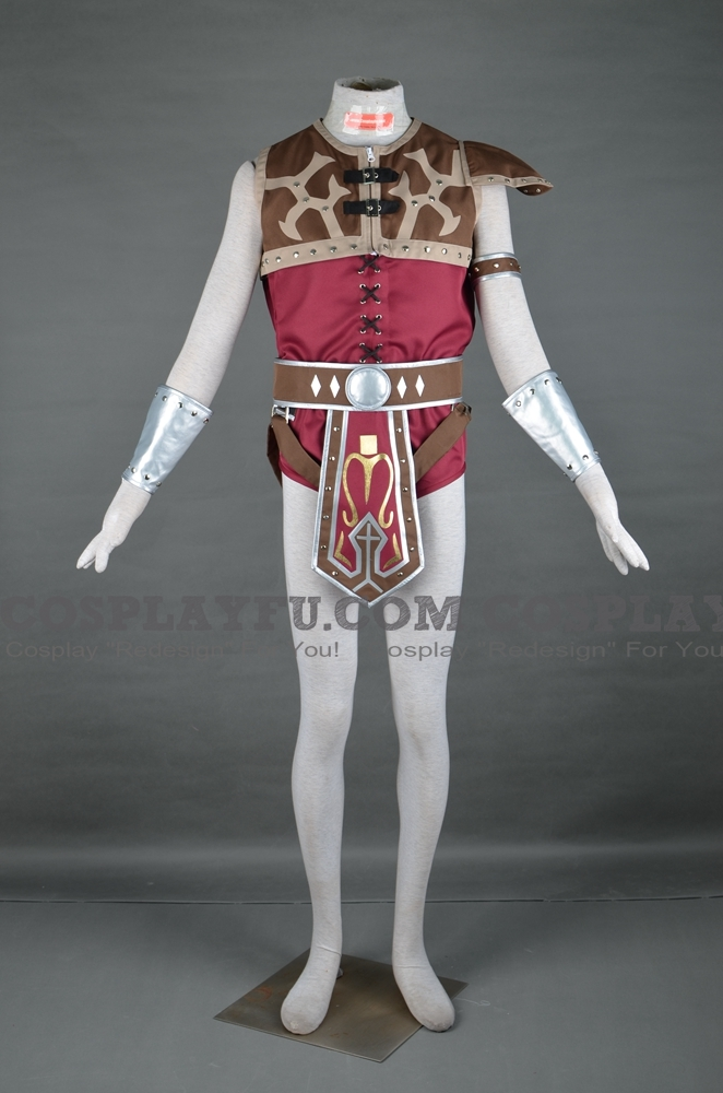 Simon Cosplay Costume from Castlevania