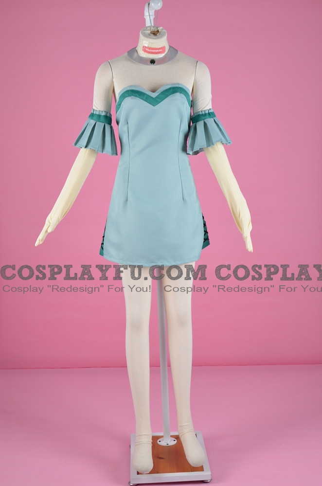 Hisui E. Fiore Cosplay Costume from Fairy Tail