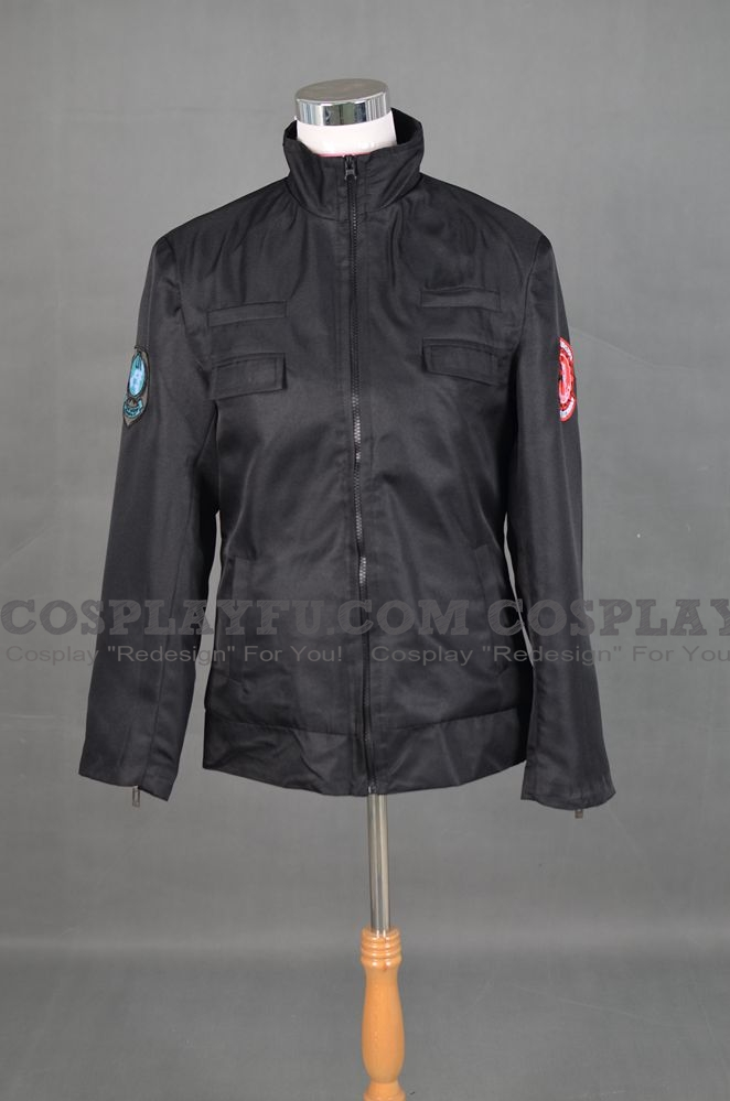 Yui Cosplay Costume (Coat) from Muv Luv