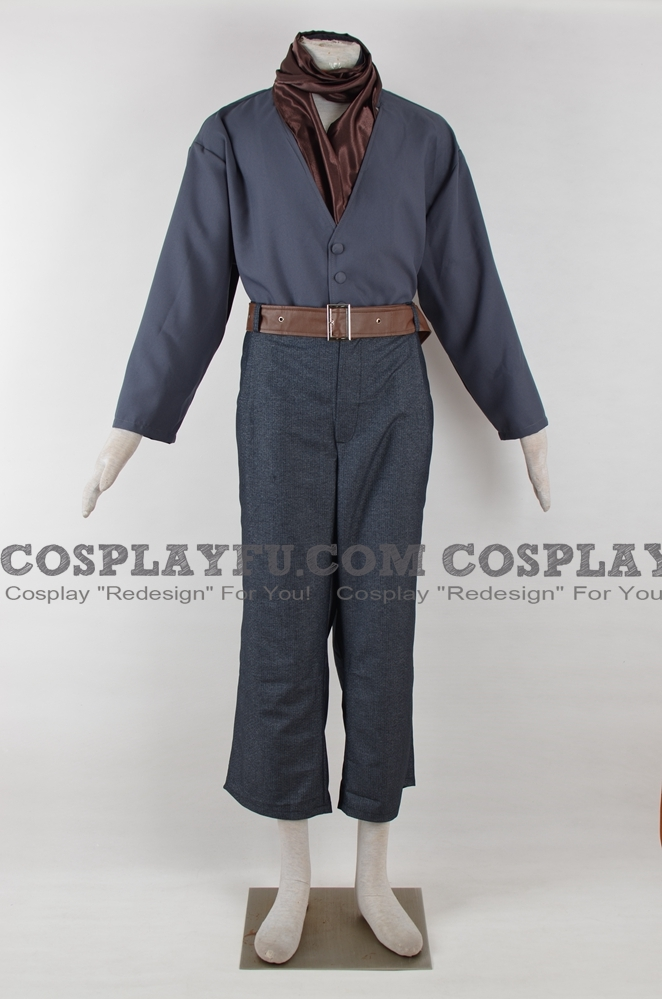 Geoffrey Cosplay Costume from Vampyr