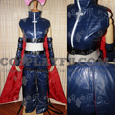 Ikuto Cosplay Costume from Shugo Chara! (6190)