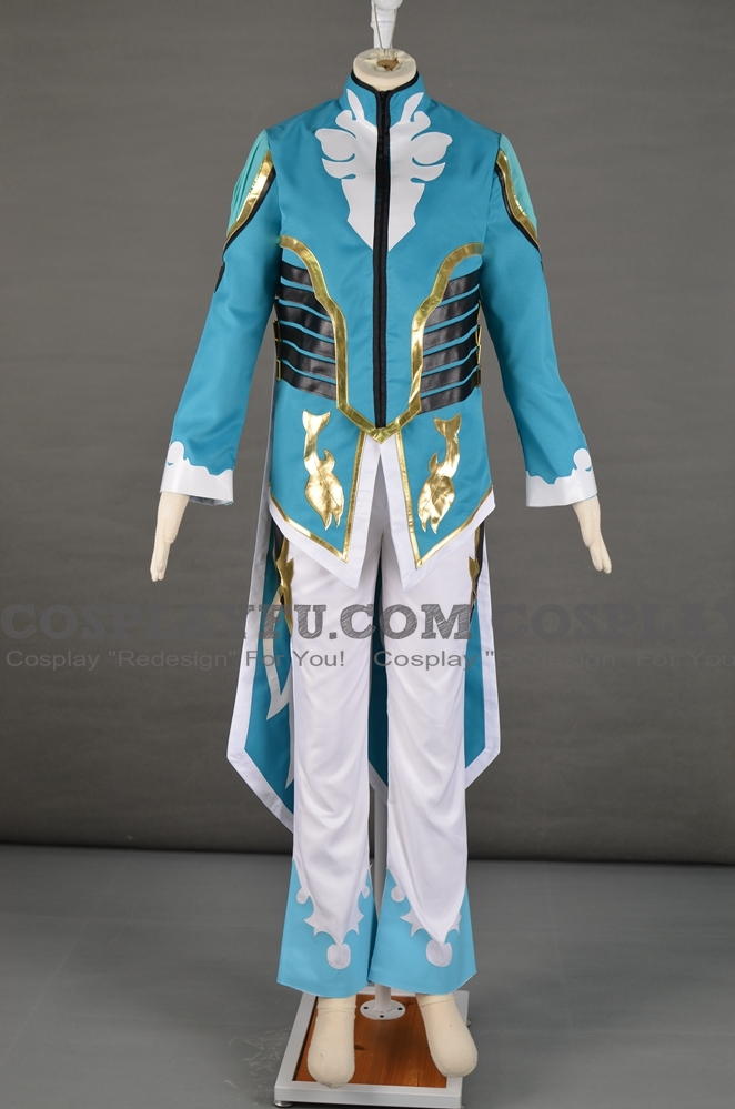 Mikleo Cosplay Costume from Tales of Zestiria (6373)