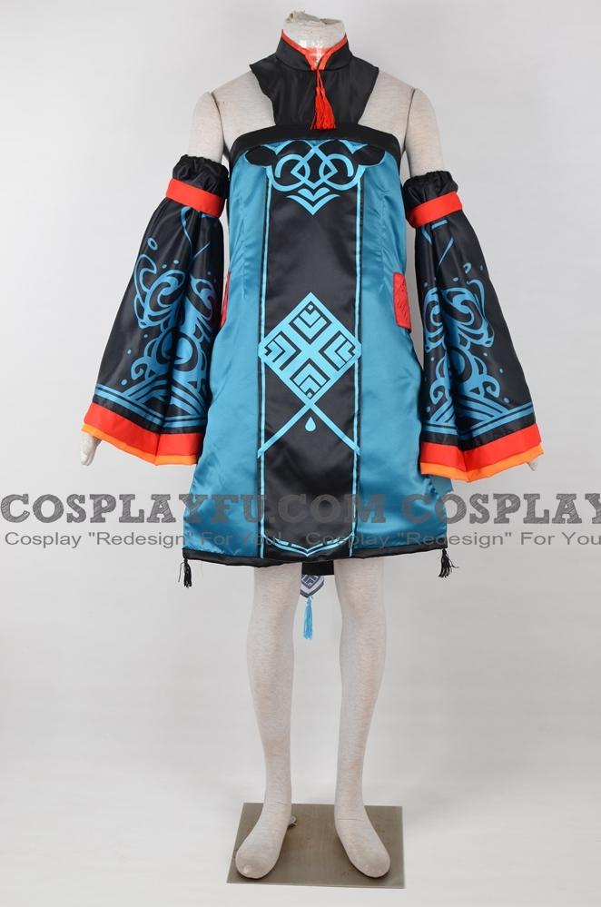 Kyonshi Cosplay Costume from Onmyoji
