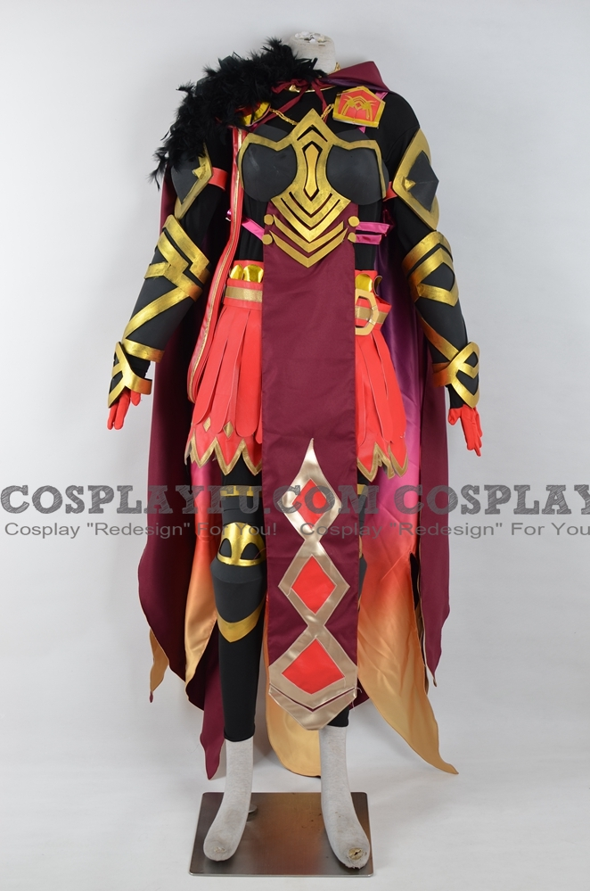 Laegjarn Cosplay Costume from Fire Emblem Heroes