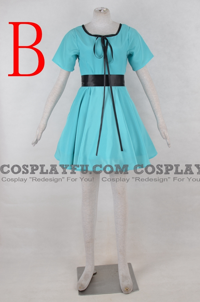 Rea Cosplay Costume from Sankarea