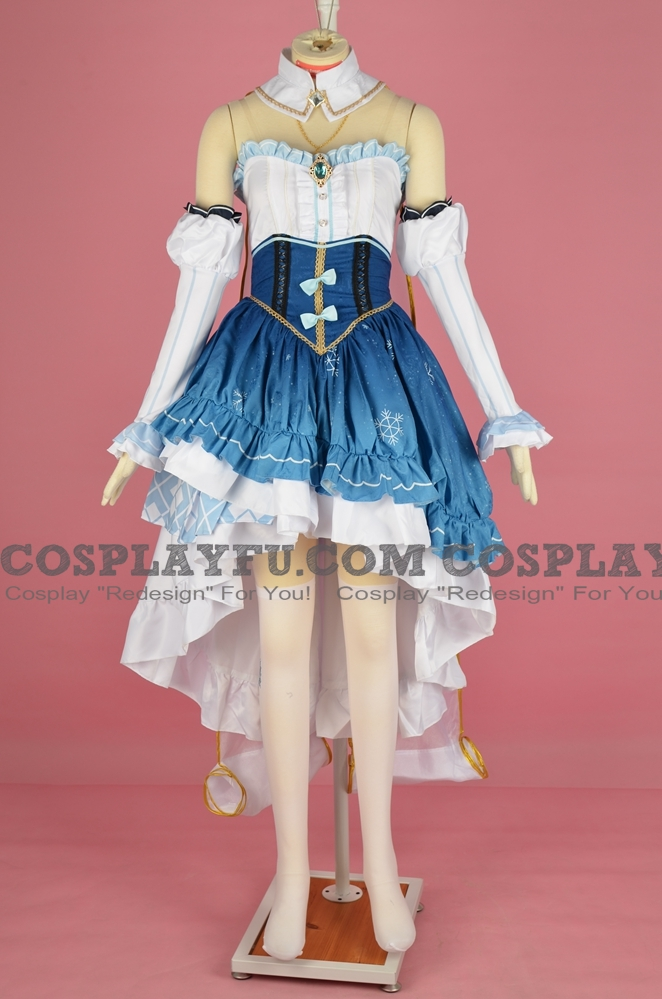 Snow Miku Cosplay Costume (2019) from Vocaloid
