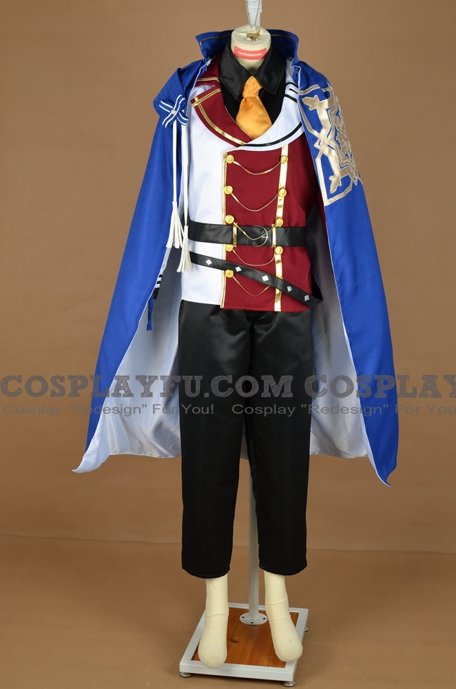 Shoto Todoroki Cosplay Costume (Army) from My Hero Academia