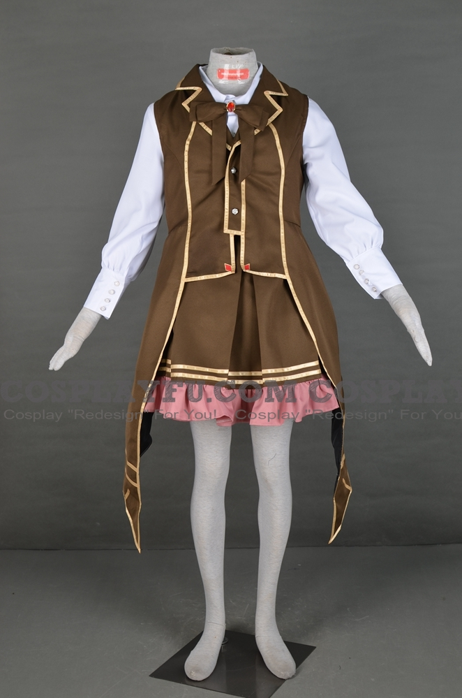 Tomoyo Cosplay Costume (Medieval Fantasy) from Cardcaptor Sakura