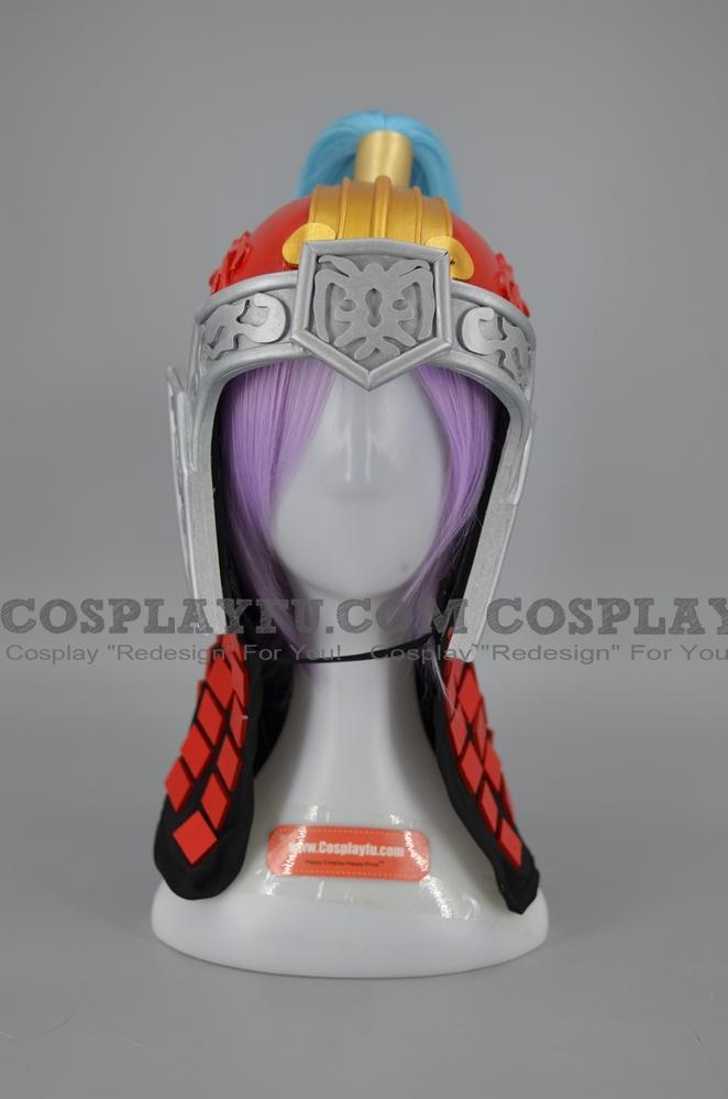 Zhou Yu Helmet from Three Kingdoms XIII