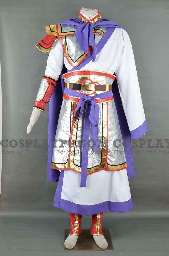 Zhou Yu Cosplay Costume from Three Kingdoms XIII