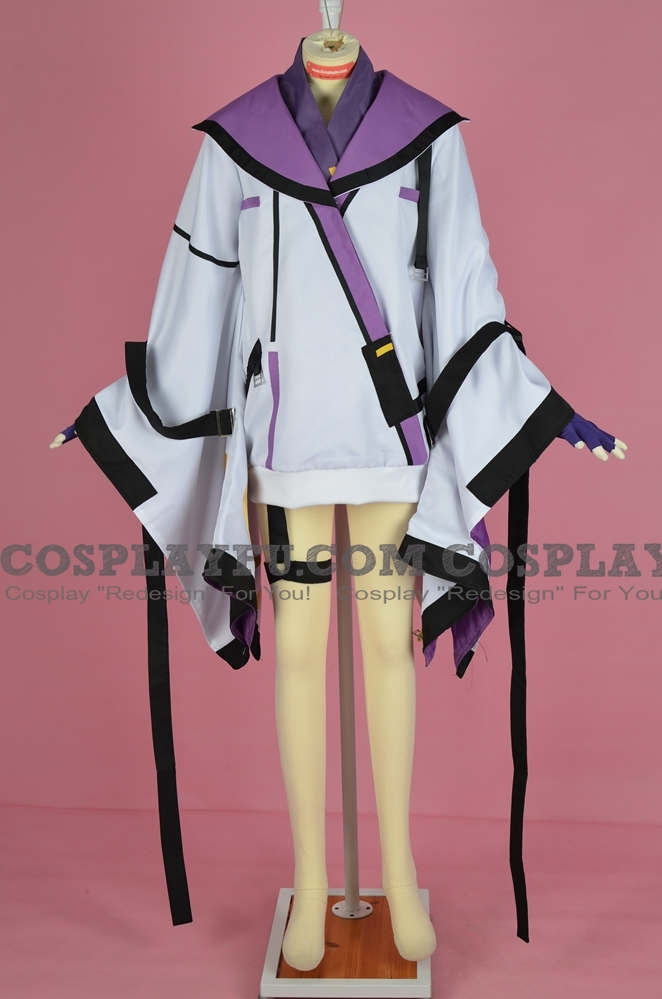 Patchouli Cosplay Costume (Mafia) from The Embodiment of Scarlet Devil