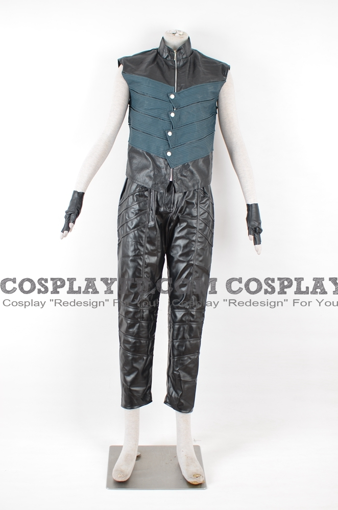 Vergil Cosplay Costume from Devil May Cry 5