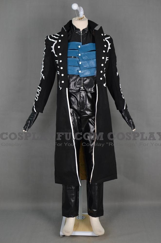 Devil May Cry Vergil Kostüme